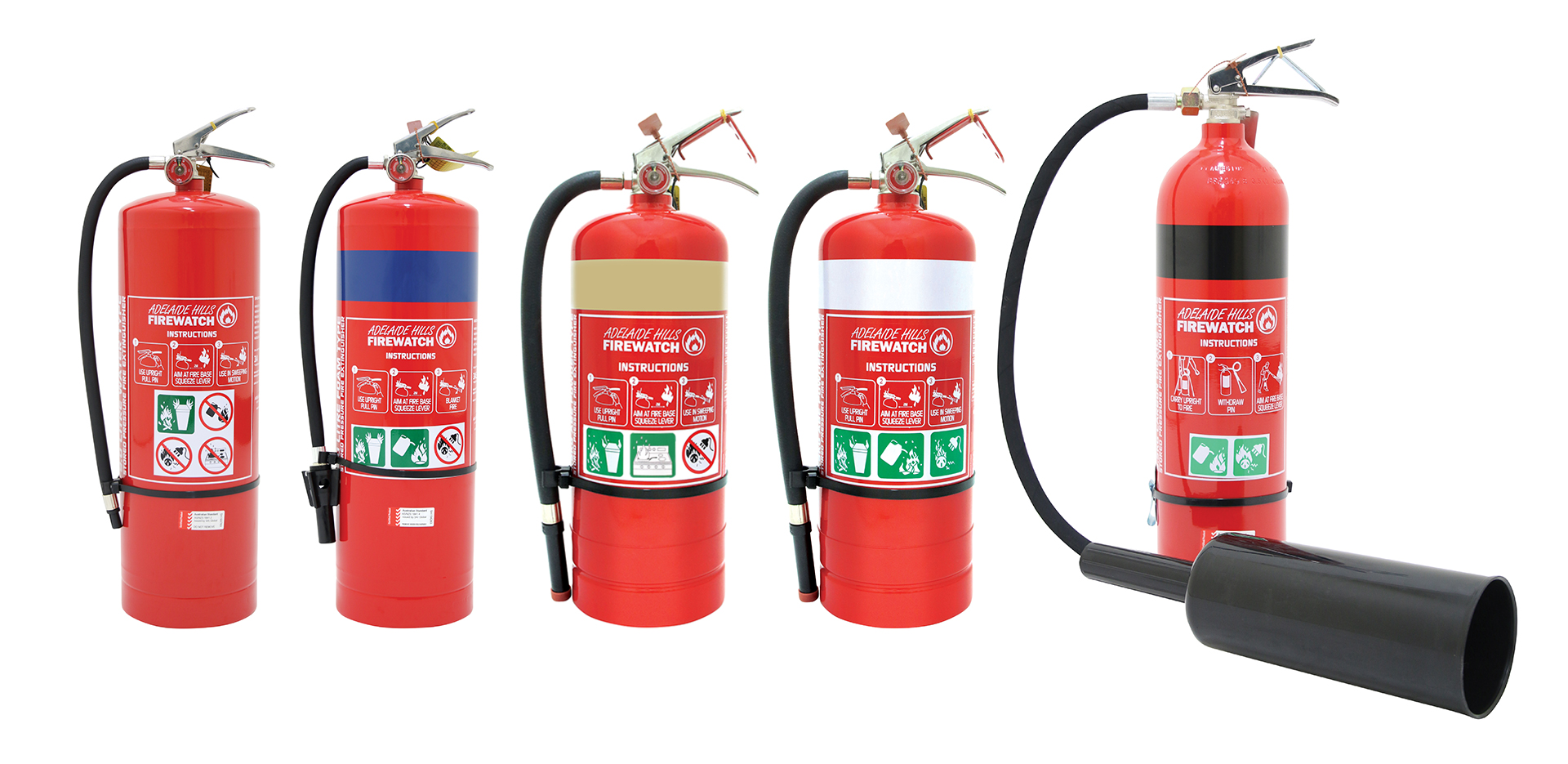 Portable Fire Suppression Equipment : Fire protection products extinguishers safety